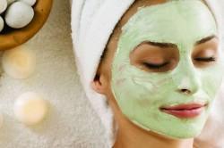 Глиняно-белковая маска для лица