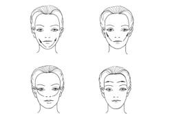 Правильное нанесение крема на лицо