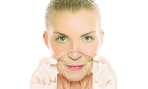 Проблема омоложения кожи лица
