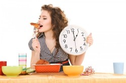 Правильное питание - профилактика угрей на лице