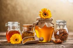 Мед для приготовления маски от угрей