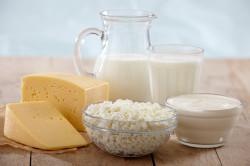 Молочные продукты для приготовления яичной маски