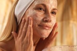 Очищающая маска для лица на основе дрожжей