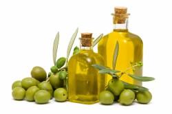 Оливковое масло для изготовления маски