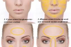 Определение типа кожи
