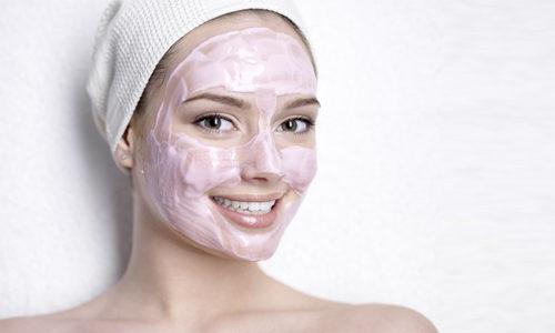 Применение кремов для лица