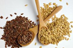 Польза семян льна для кожи