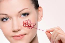 Розацеа на лице - противопоказания к использованию бодяги