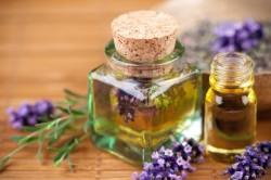 Эфирное лавандовое масло для масок