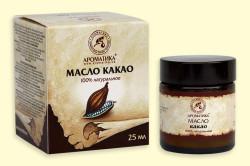 Масло какао для омоложения кожи лица в районе глаз