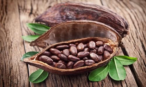 Польза какао для лица