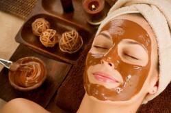 Эффективная маска для кожи лица из какао
