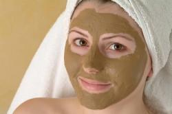 Глиняная маска для лица с лавандой