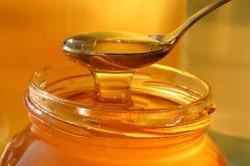 Мед для маски для лица