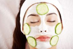Овощная маска для лица