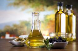 Оливковое масло для борьбы с покраснением