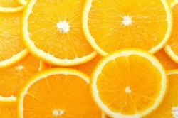 Использование цедры апельсина