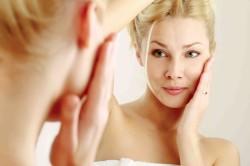 Противопоказание для чувствительной кожи лица