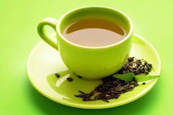 Зеленый чай для маски для лица