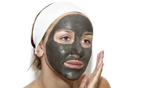 Грязевая маска для кожи лица