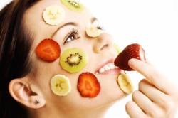 Маски с применением свежих фруктов