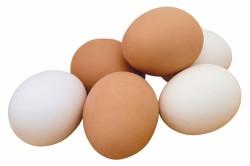 Яйца для приготовления маски