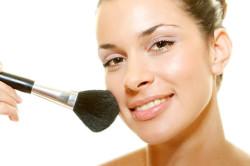 Свежая и упругая кожа после использования белой глины