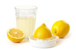 Польза лимонного сока для лица