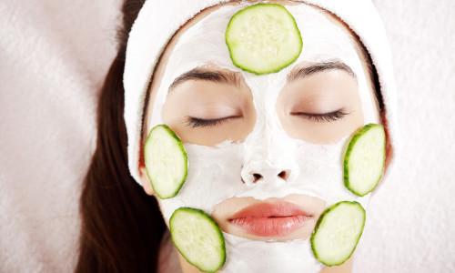 Польза огуречной маски