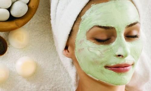 Эффективная маска с зеленым чаем