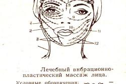 Лечебный вибрационно-пластический массаж лица