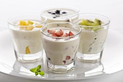 Польза йогурта для лица