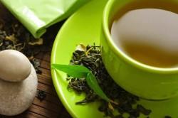 Польза зеленого чая для лица
