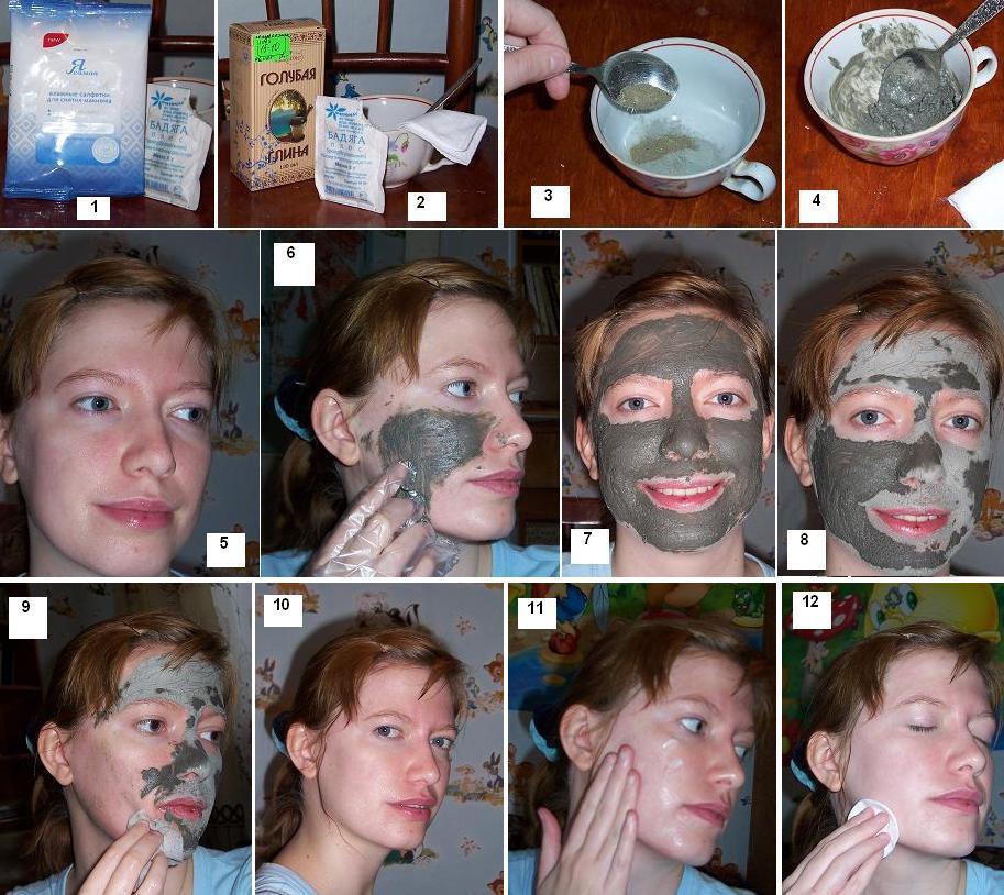 Как сделать маску от прыщей для подростков