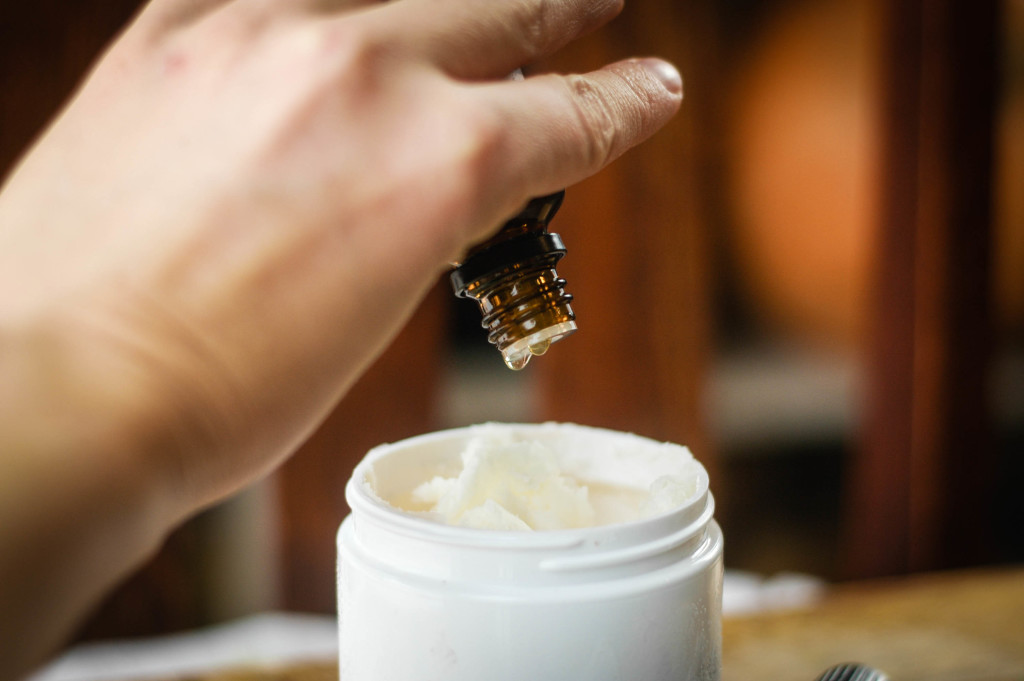 Масла для крема в домашних условиях 46
