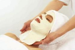 Как сделать маску из альгината в домашних условиях