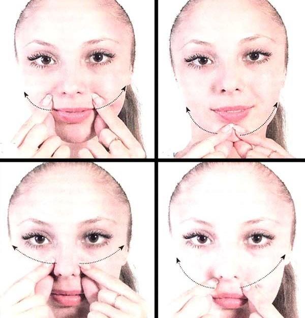 Как сделать массажа лица