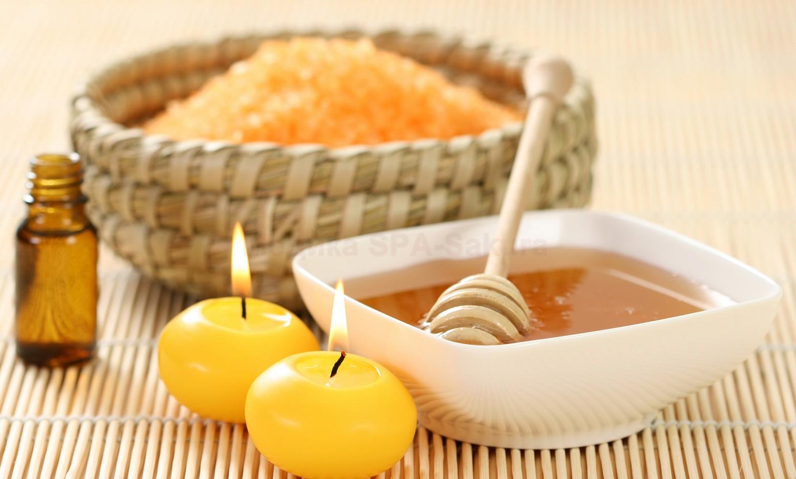 Скраб с медом для лица в домашних условиях